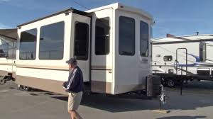Cedar Creek Cottage Rv by 2017 Forest River Cedar Creek Cottage 40cck Destination Trailer