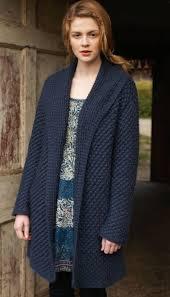 free stitch coat knitting pattern for knitting bee