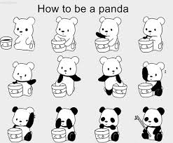 how to how to be a panda jpg