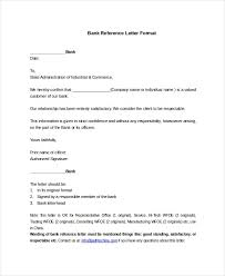 ideas of how to write a reference letter open bank account about