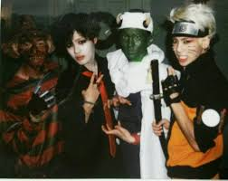 shinee looking cute in goofy halloween costumes picture perfect