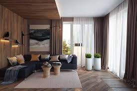 wooden interior design cozy living rooms with wooden interior design