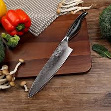 vg10 kitchen knives sunnecko 8 inch chef knife 73 layers damascus steel japanese vg10