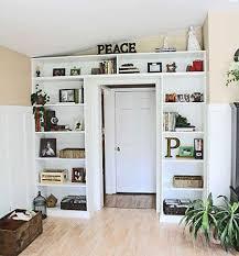 Building A Bookshelf Door 86 Best Diy Shelves Images On Pinterest Bathroom Shelves Crafts