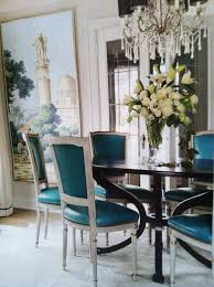 Best Formal Traditional Dining Images On Pinterest Formal - Teal dining room