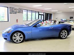 convertible maserati for sale 2013 maserati gran turismo for sale in fort myers fl stock