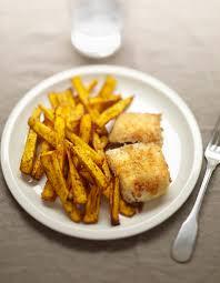 cuisiner panais recette frites de panais et poisson pané pour 4 personnes recettes