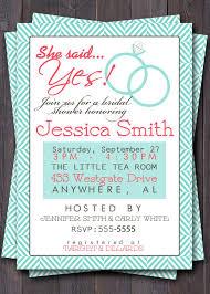 bridal shower invites ideas invitations templates