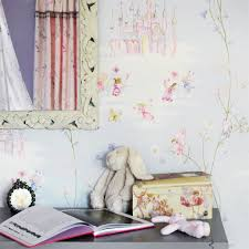 sanderson wallpaper fairy castle 214045 room and house