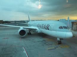 boarding qatar airways boeing 787 8 dreamliner youtube