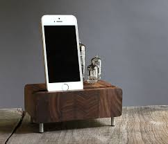 charging shelf station custom handcrafted charging station for iphone samsung galaxy by