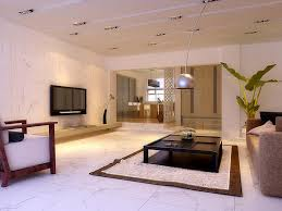 New Home Interior by Marble Floor Designs Modern Interior Designs Marble Flooring