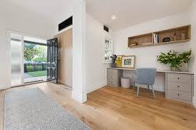 Study Interior Design Melbourne Entrance Hall And Study Nook Contemporary Home Office