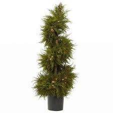Topiary Plants Online - artificial plants u0026 flowers home accents the home depot