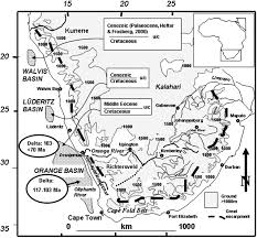 Blank Map Of Tectonic Plates by The Orange River Southern Africa An Extreme Example Of A Wave