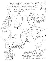 origami ornaments origami ornaments
