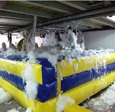 pit rental foam pit waters true value