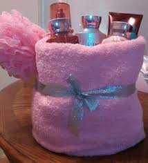 Baby Shower Door Prize Gift Ideas Baby Shower Prize Bath Velvet Sugar In A Towel Basket