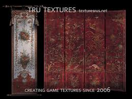 Antique Room Divider by Second Life Marketplace 13932 Jan 07 20 X Authentic Antique