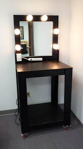 portable hair and makeup stations prissy design makeup station modest decoration furniture
