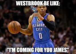 Westbrook Meme - russell westbrook imgflip