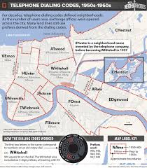 Las Vegas Neighborhood Map by The 73 U0027official U0027 New Orleans Neighborhoods Why They Exist And