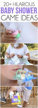 baby shower activity ideas 20 hilarious baby shower that everyone will