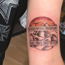 poppunk tattoo