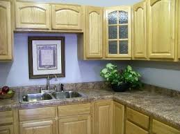 Painting Oak Kitchen Cabinets Ideas Paint Colors For Oak Kitchen Cabinets Light Blue Kitchen Paint