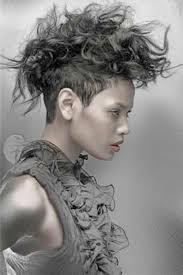 5 best grey mohawk hairstyle for black u0026 white women designideaz
