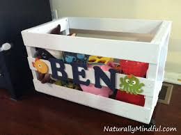 Diy Plans Toy Box by Diy Create To Toy Box Naturally Mindful