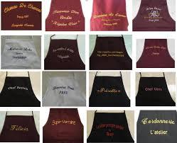 tablier de cuisine personnalisable amazing tablier cuisine personnalisable design iqdiplom com
