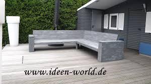 Loungemobel Garten Modern Siena Garden Lounge Set Halmstad Akazienholz 4 Teilig Modern