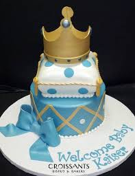 royal baby shower cake croissants myrtle beach bistro u0026 bakery