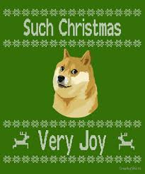 Such Meme - doge meme such christmas very joy ugly christmas sweater items by