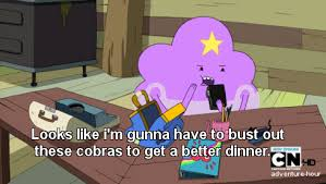 Lumpy Space Princess Meme - adventure time funny gif by agamagas find download on gifer