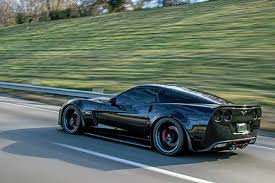 how did corvette get its name 2008 chevrolet corvette z06 fisher s punisher