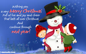 merry messages and wishes for friends family