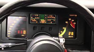 corvette instrument cluster repair corvette c4 1984 digital cluster repair