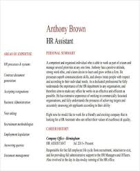 Hr Director Resume Sample by Hr Executive Resume Format Pdf 40 Hr Resume Cv Templates Hr