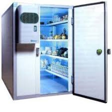 chambre froide maison qualité des aliments dans une chambre froide positive