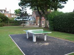 Outdoor Tennis Table Andover Vision Set To Install Outdoor Table Tennis Tables