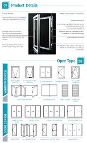 used sliding glass doors used wardrobe aluminium commercial glass doors mosquito net door