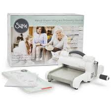 sizzix big shot die cutting machine hobbycraft