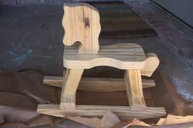 Rocking Horse High Chair Rocking Horses A Quasi Diy Getting Some Fun Out Of Life