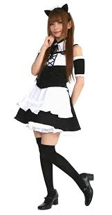 halloween costume maid amazon com endless maid catgirl maid m toys u0026 games