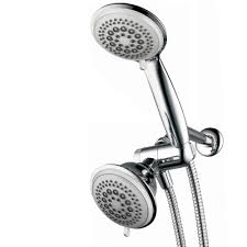 moen refresh 7 spray hand shower and 9 in shower head combo kit
