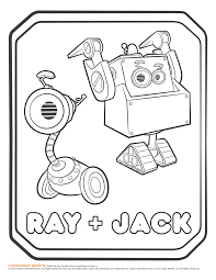 image rusty rivets ray and jack coloring page png rusty rivets