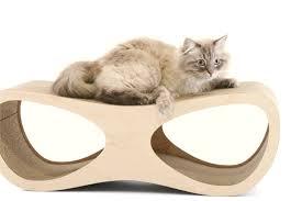 Cat Scratcher Miglio Design Cardboard Cat Scratchers