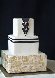 Art Deco Wedding Bohemian Art Deco Wedding Inspiration 100 Layer Cake